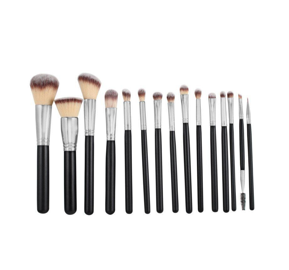 Morphe 15 Piece Vegan Brush Set Set 697 The Best Of The Vegan Collection Is Now Available I Makeup Brush Set Morphe Brushes Set Makeup Brush Set Professional