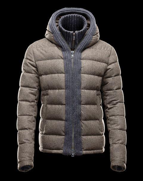 moncler Voir tous les manteaux et vestes MARRON
