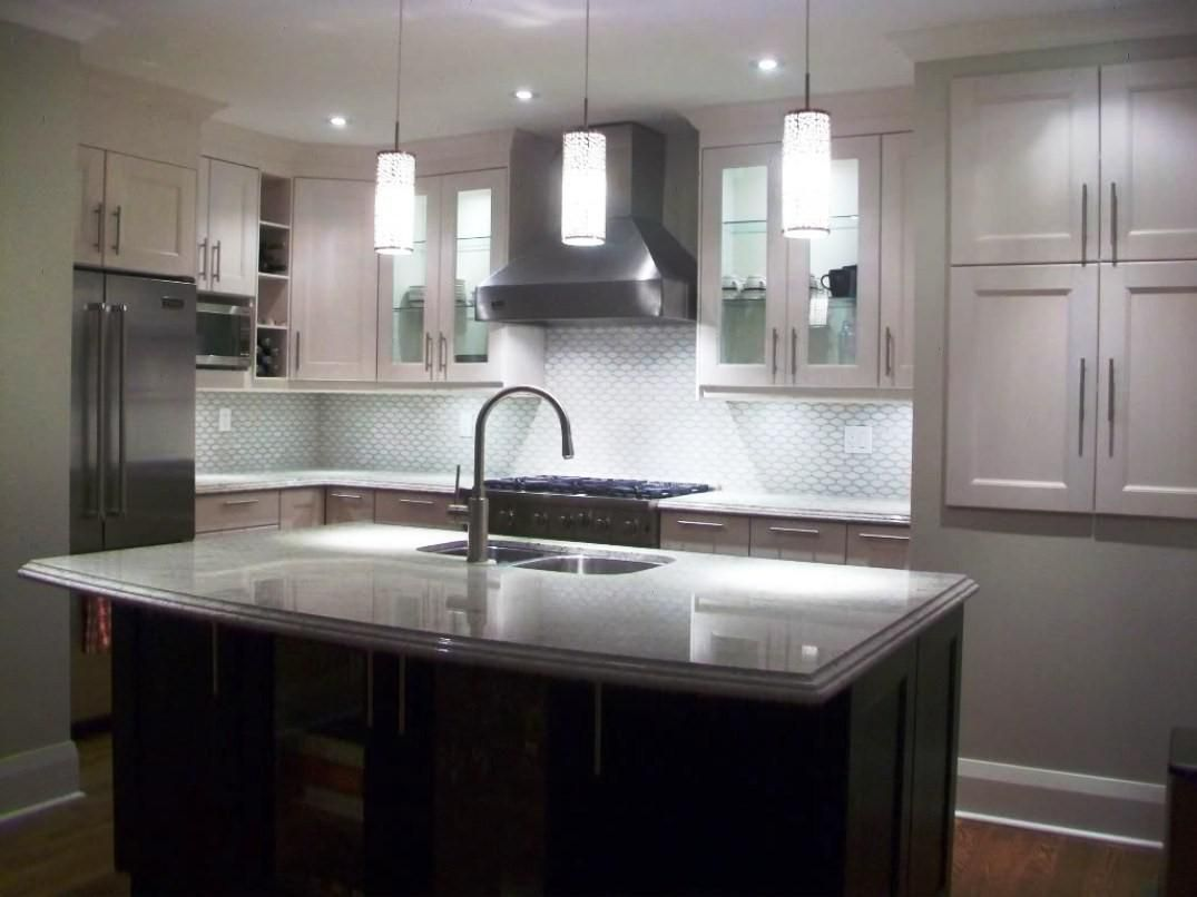 Best Black Kitchen Cabinets Houzz Modern Minimalist Small 400 x 300