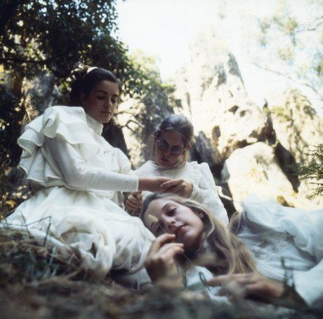 Picnic at hanging rock, Peter Weir 1975