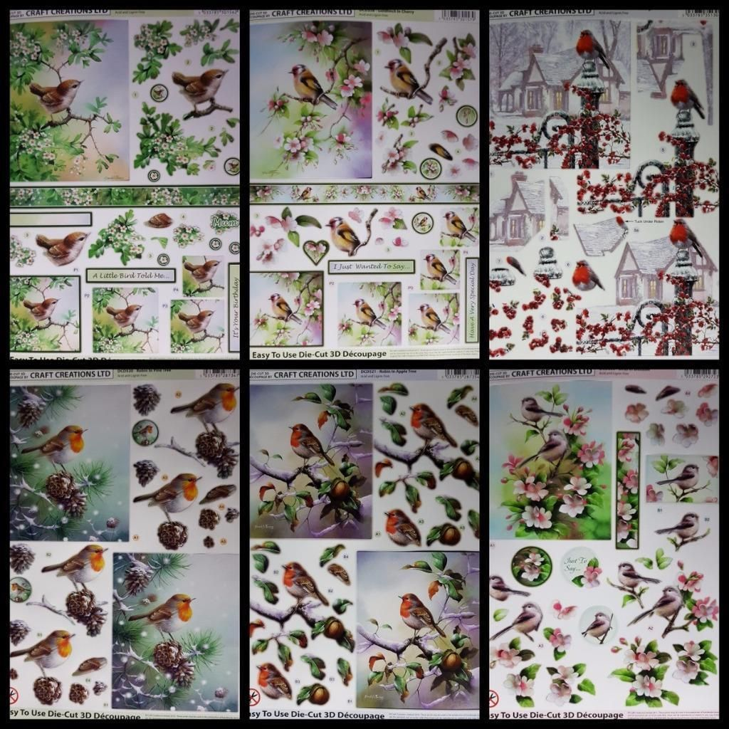 Craft Creations Card Making Crafts Crafts Decoupage Card Making
