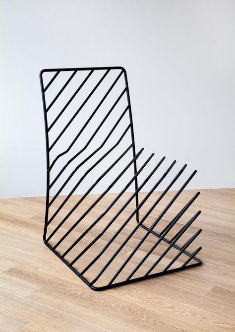 Minimalist Master Nendo Studio S Oki Sato In 2020 Minimalist Chair Art Furniture Nendo Design