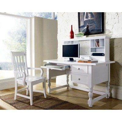 Bella Standard Desk Office Suite Finish: Off-White by Steve Silver Furniture. $797.00. BL125DW / BL125HW Finish: Off-White Features: -Traditional style.-Corner blocked.-Tongue and groove joints. Includes: -Set includes desk and hutch. Collection: -Bella collection. Warranty: -Manufacturer provides one year limited warranty.