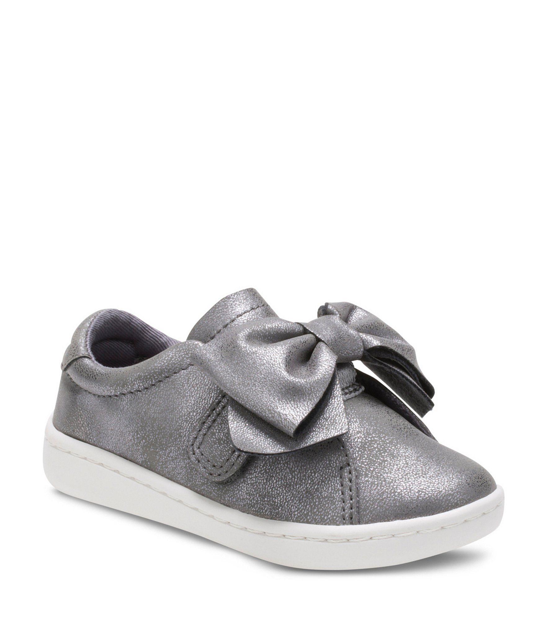 Keds Girls Ace Bow Jr Sneaker