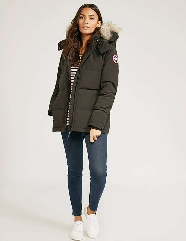 1e798163a canadagoose#@$99 on | Style | Fashion, Goose coats, Goose clothes