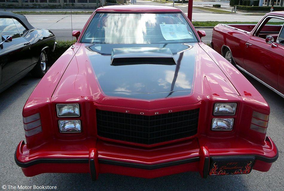 ford elite ltd ranchero torino thunderbird mercury cougar 1979 Ford LTD II 1977 ford ranchero muscle cars and handle bars show winter park fl
