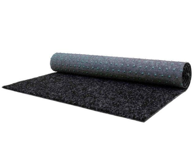 Photo of Outdoor rug »PARK«, rectangular, height 7 mm, color anthracite – io.net/home