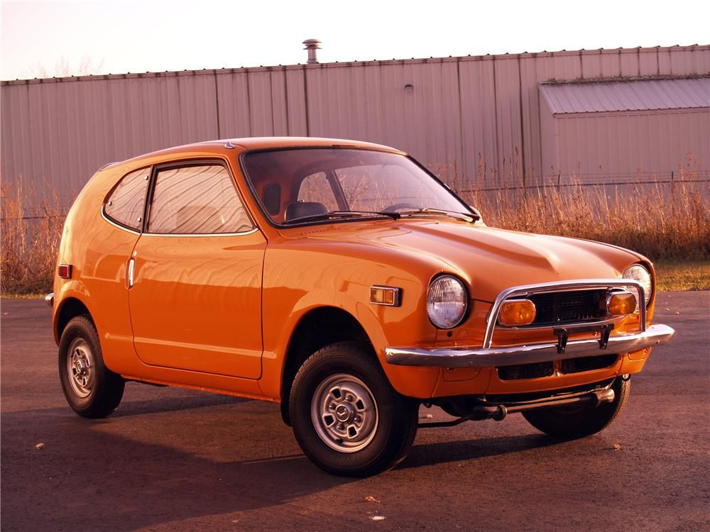 Old Honda Z600 Design, Specs And Engine Performance - http://www ...