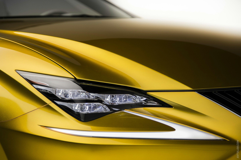 Стильный 2014 Lexus LF-C2