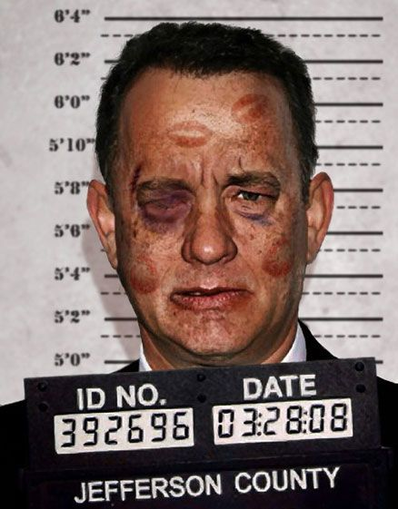 Famous Mugshots | Celebrity Mugshots Wow, this was a rough