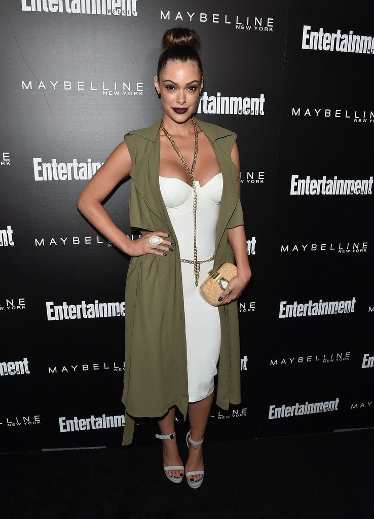Entertainment Weekly Celebration Honoring Annabelle Acosta
