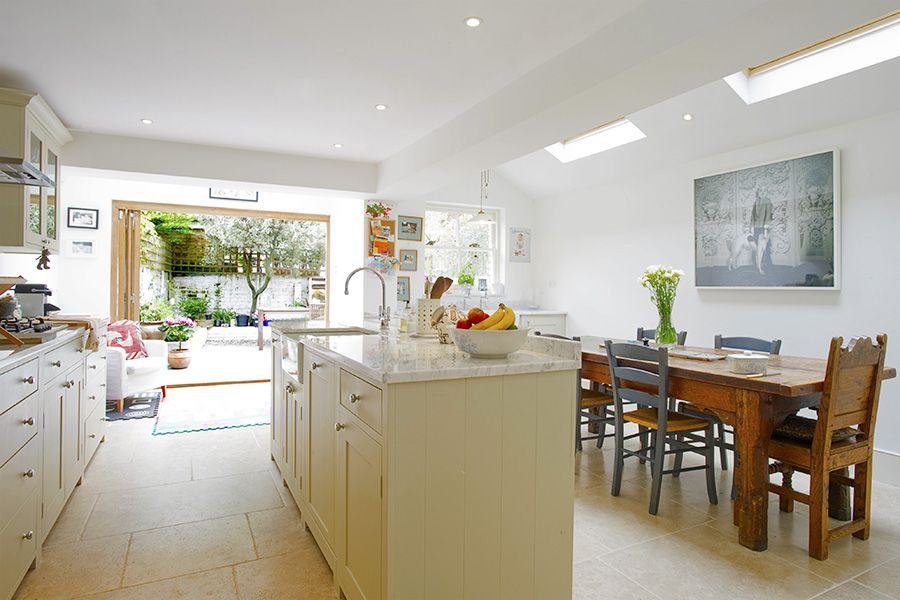 victorian kitchen extension design ideas. Stockwell in  Greater London Side Extension Kitchen Victorian Terraced House