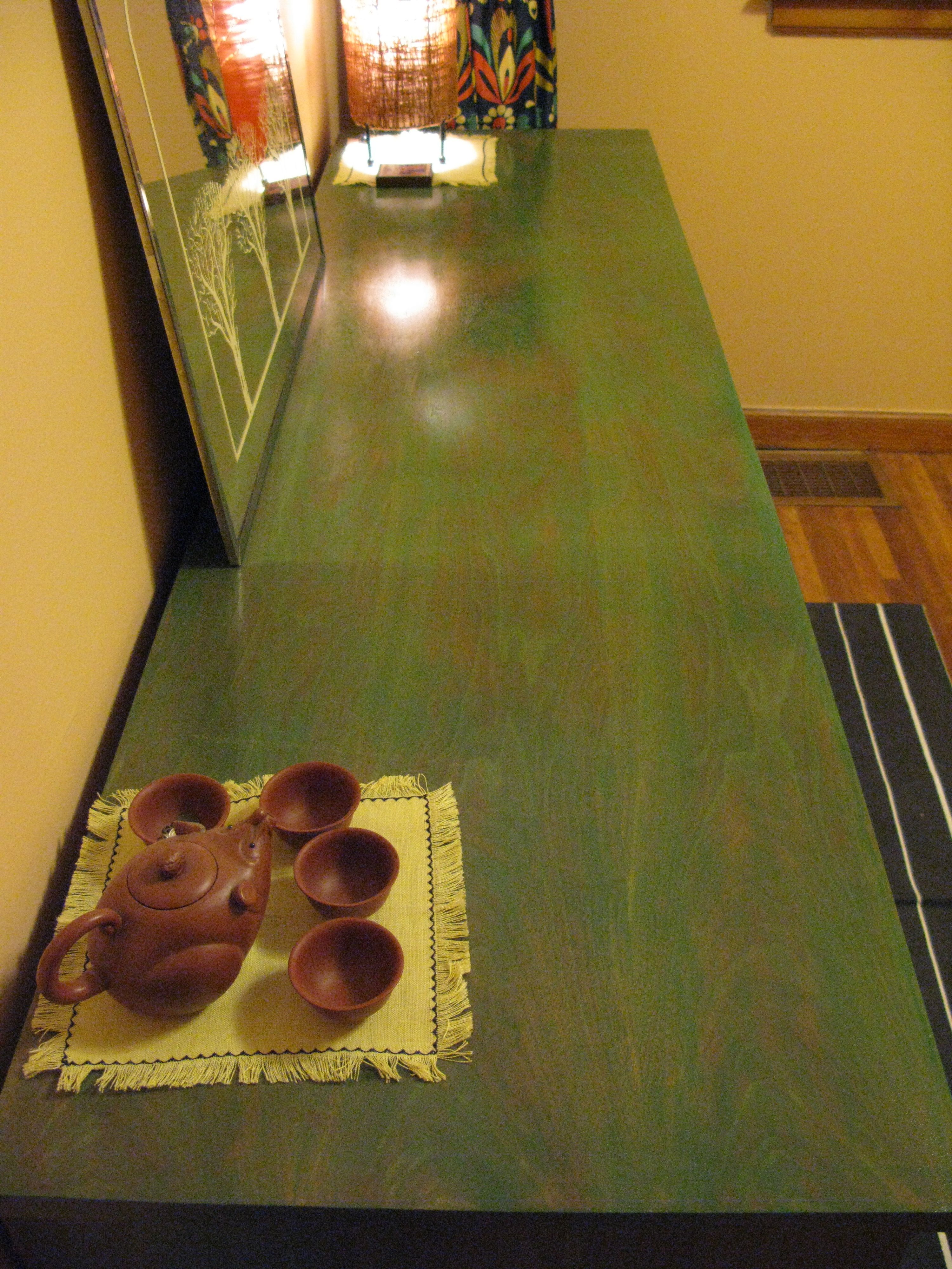 Minwax Water Based Stain