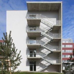 kopperarchitektur   Rehaklinik Wien Baumgarten