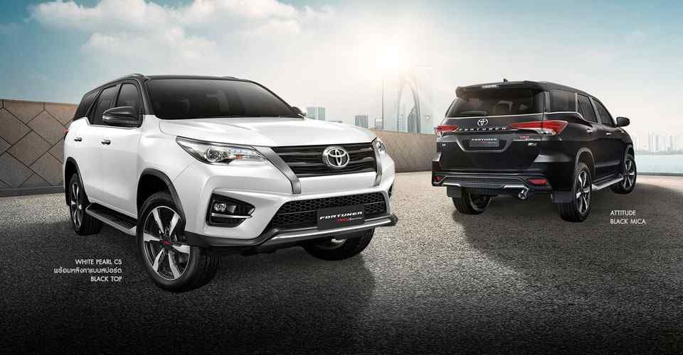2020 toyota fortuner south africa