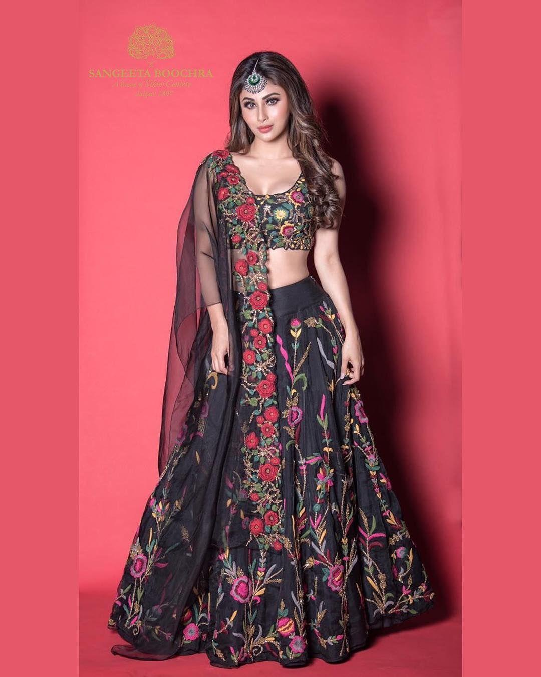Apr, 2019: sangeeta boochra jewellery on instagram: mouni roy looks