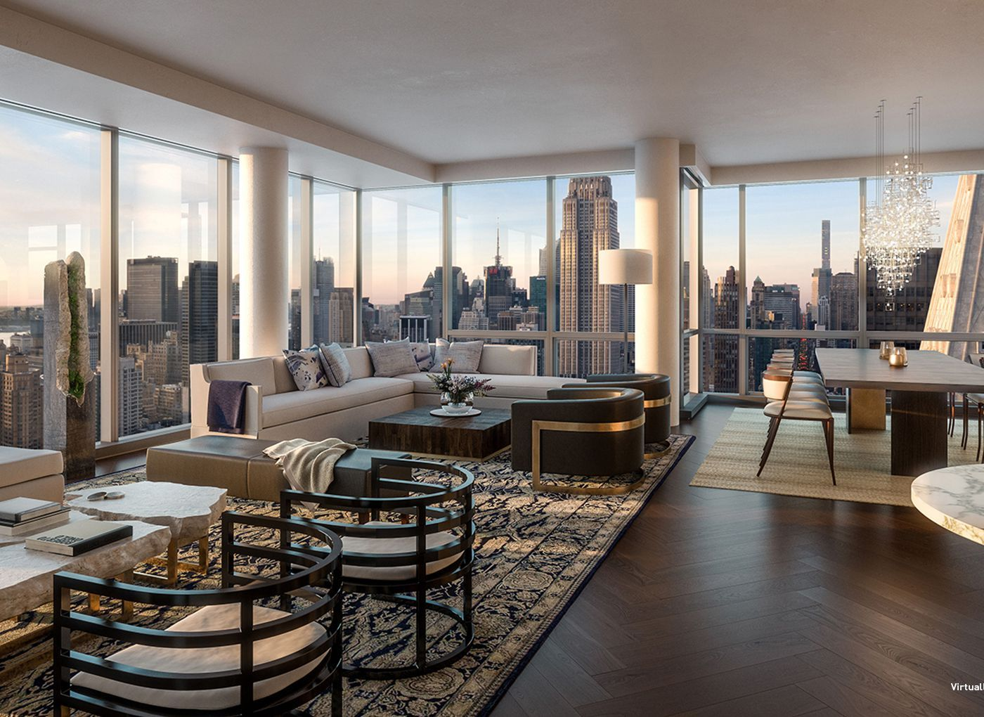 Live below Rupert Murdoch at One Madison for $27M   Apartments ...