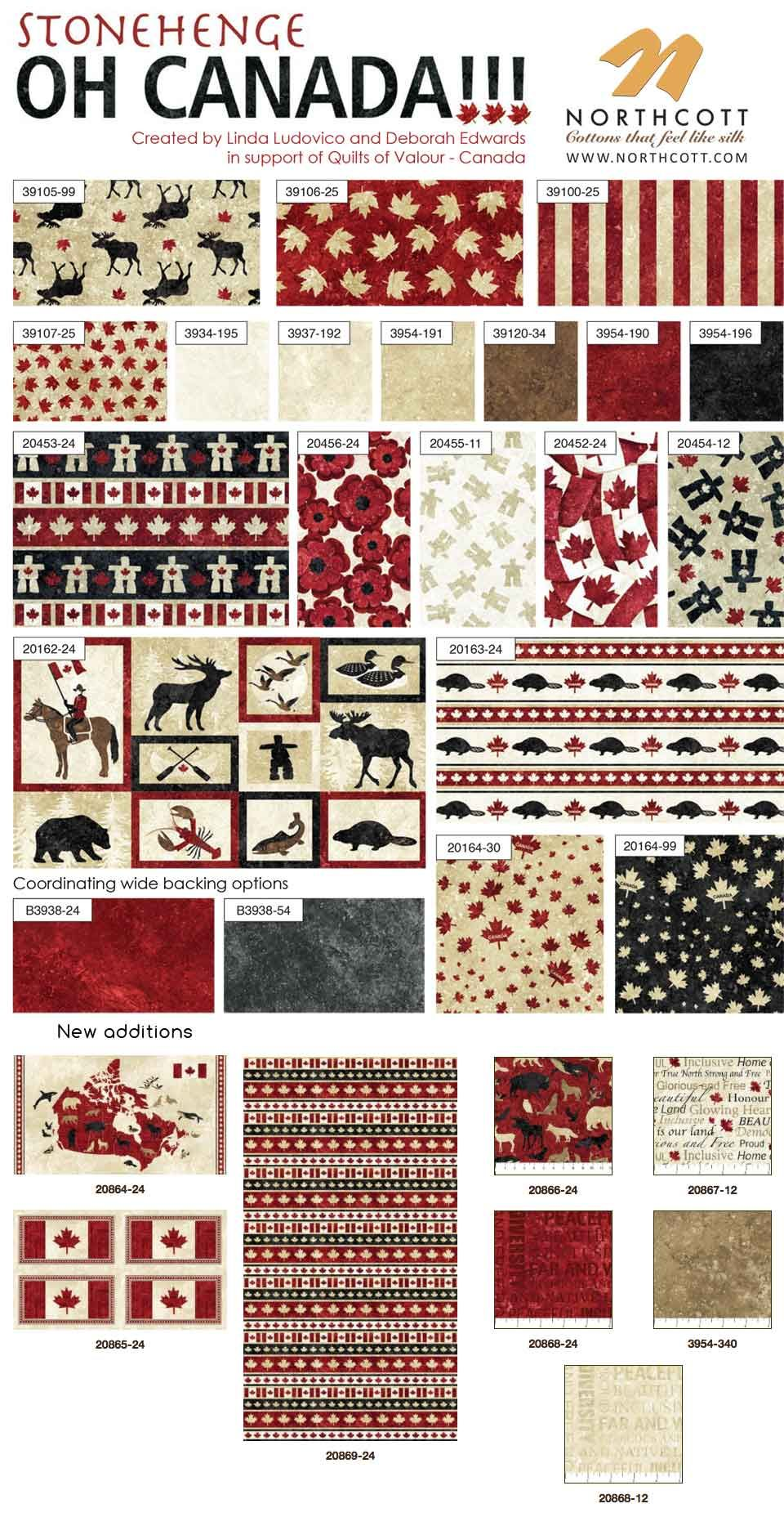 Stonehedge Fabric Quilts Canada Canadian Quilts Quilting Crafts