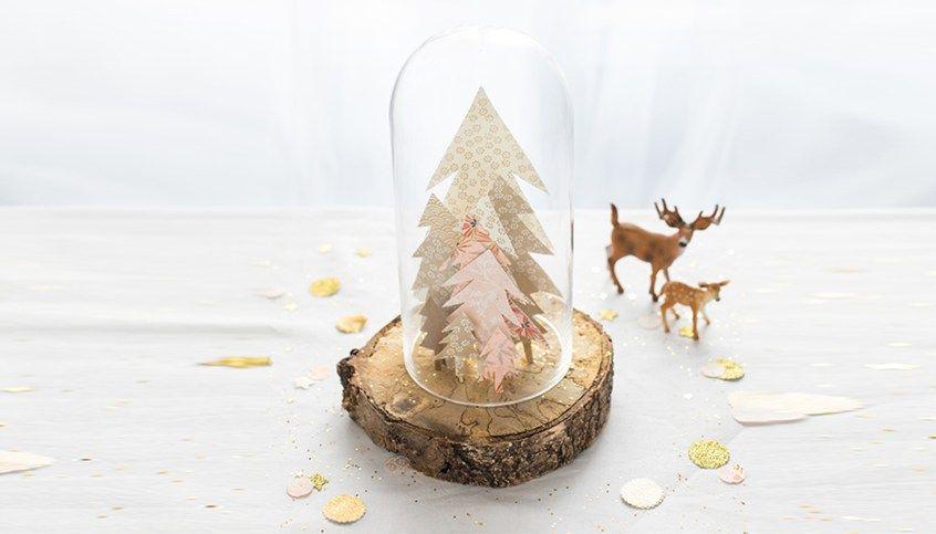 8x Diy Kerstdecoratie : De mooiste diy kerst stolpen kerst