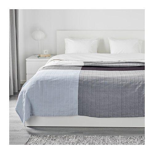 Ikea Angstorel Couvre Lit 250x250 Cm Les Couleurs Douces Et