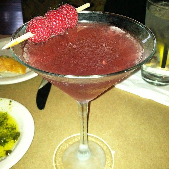 Raspberry Martini Recipe: Bonefish Raspberry Martini 2 Oz Raspberry Vodka 1/2 Oz