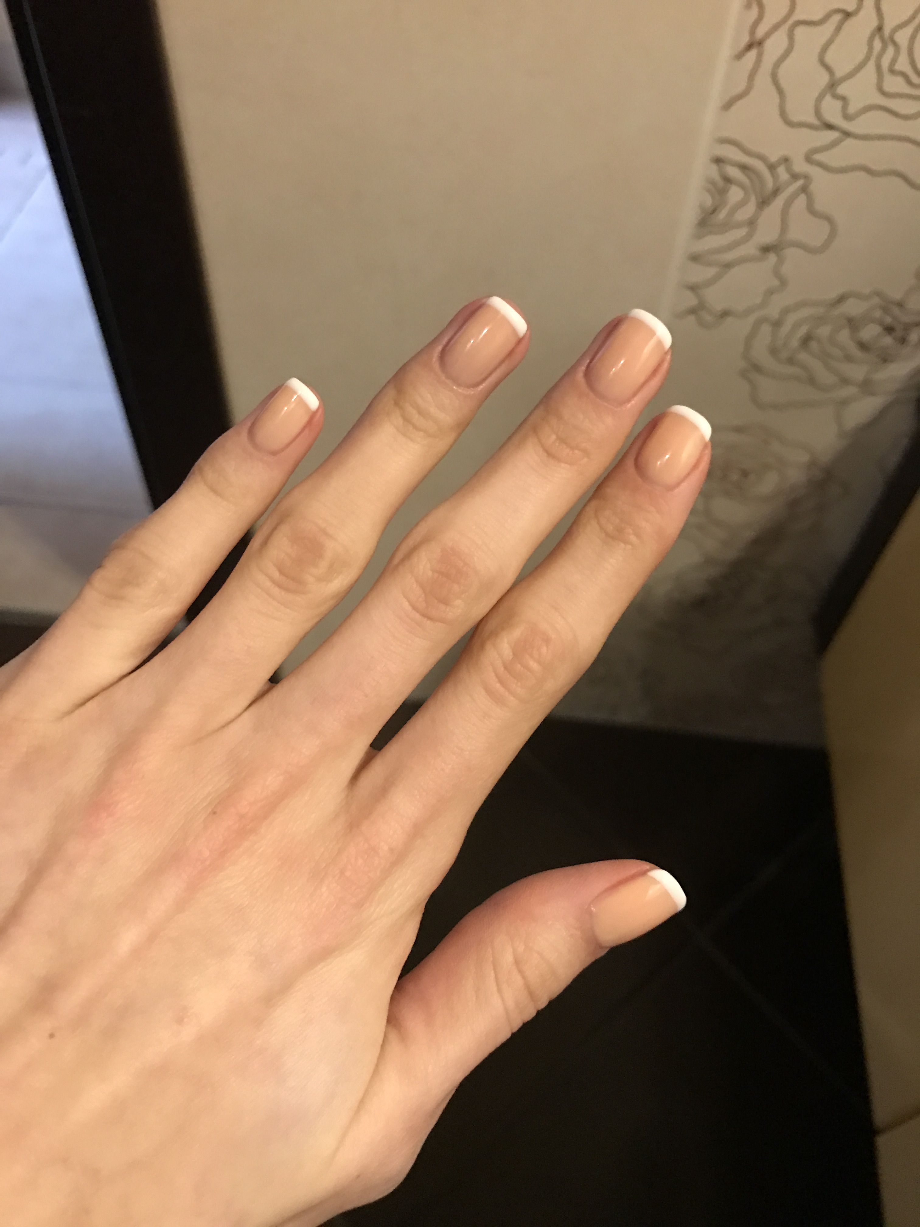 Opi White Gel Nail Polish: French Opi Nails Snow White And Samoan Sand Gel Polish