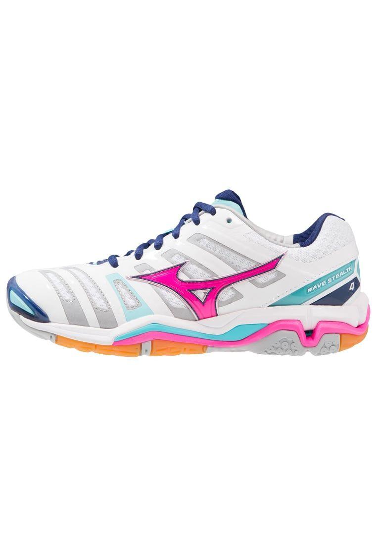 tenis mizuno rosas wave 4.0