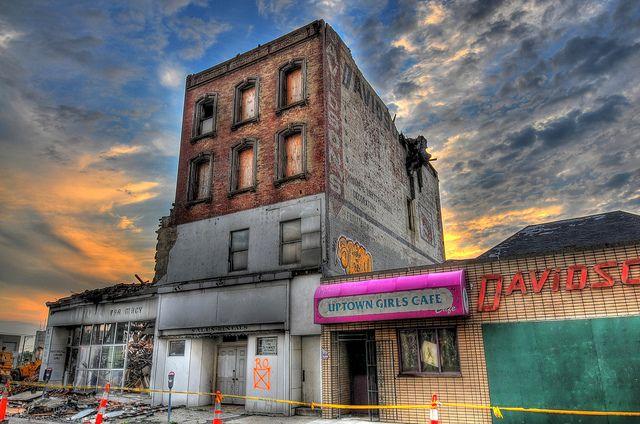 Uptown Girls, Bridgeport, CT by JamesPolk,