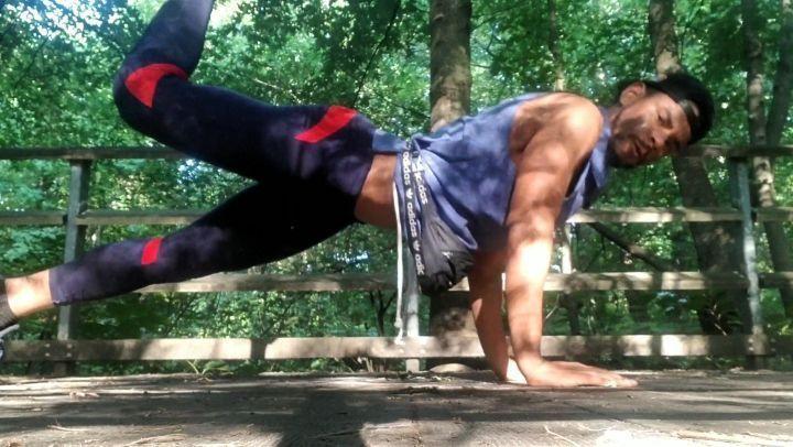#believeinyourself #personaltrainer #transformation #bodybuilding #lafitness #tryagain #outdoor #bel...