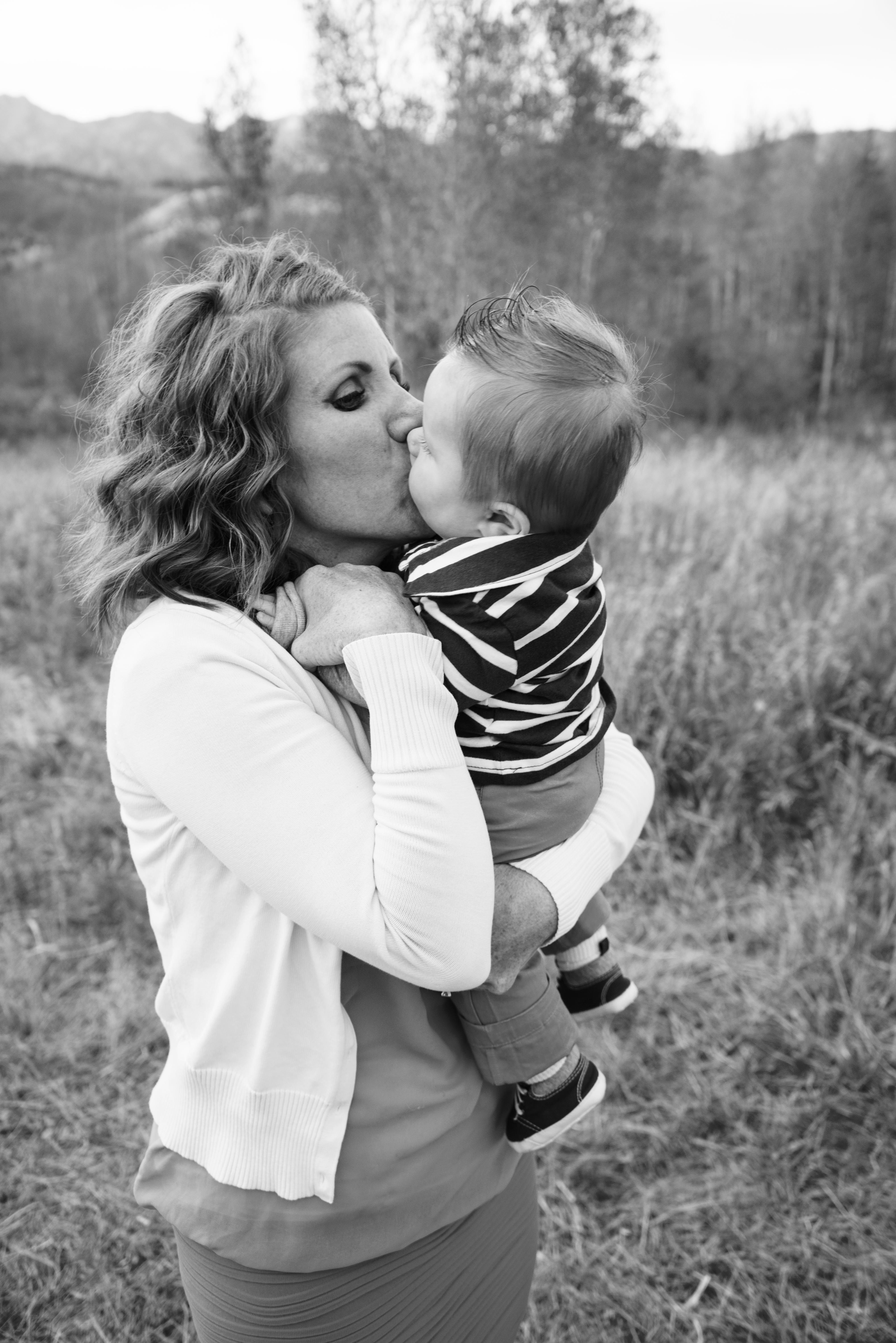 One of my favorite portraits from that session! | Family