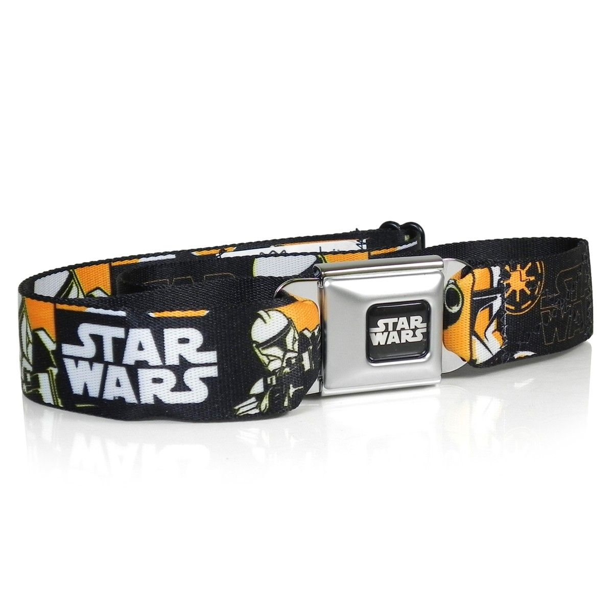 Star Wars Shooting Stormtrooper Auto Seatbelt Buckle Strap
