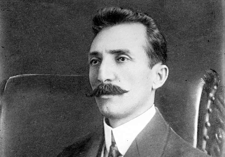 José María Pino Suárez, postulado como candidato a la vicepresidencia del Partido Constitucional Progresista.