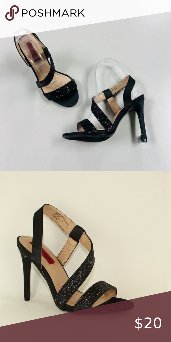 Dressy Heels From Fashion Focus Lr245 5 Black In 2020 Dressy Heel Shoes Women Heels Heels