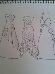 Resultado De Imagen Para Vestidos De 15 Dibujados A Lapiz Dibujos Dibujos De Novios Vestidos Dibujo