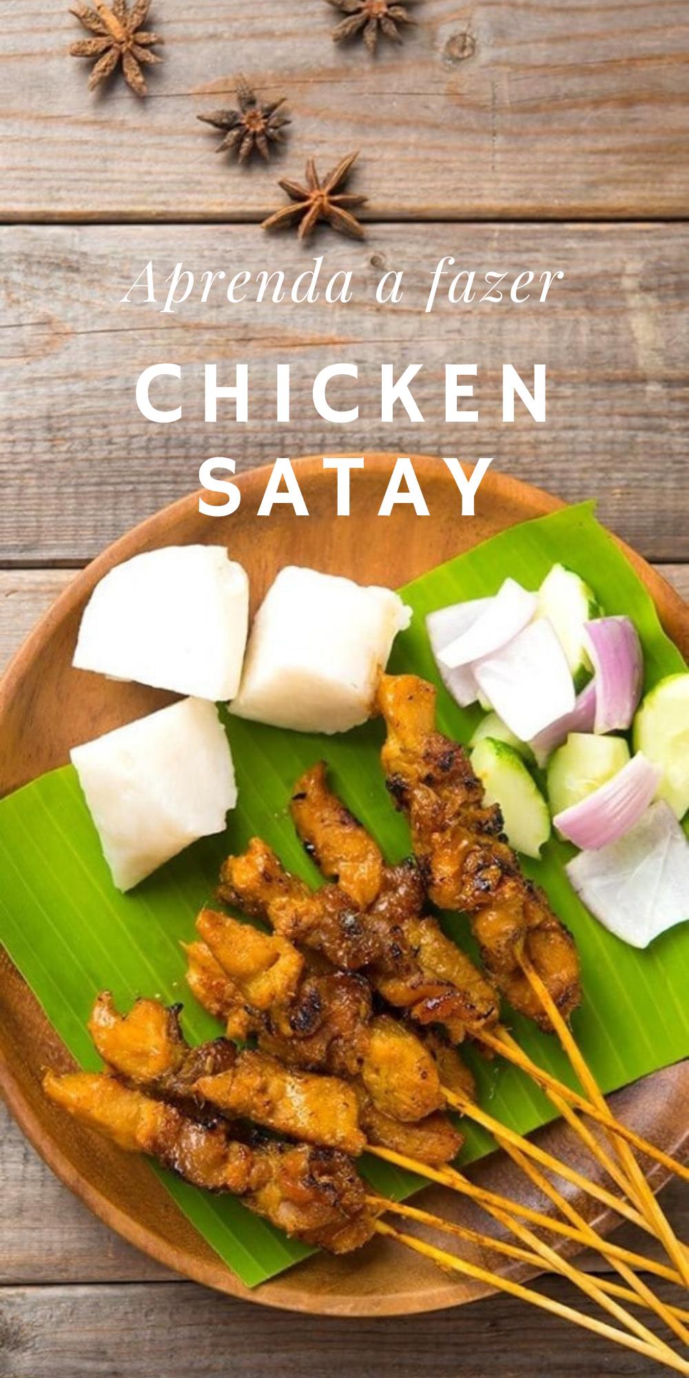 Aprenda a fazer a comida nacional da Indonesia