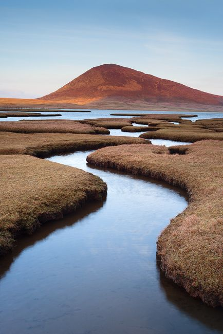 Isle of Harris, Outer Hebrides, Scotland.  David Clapp