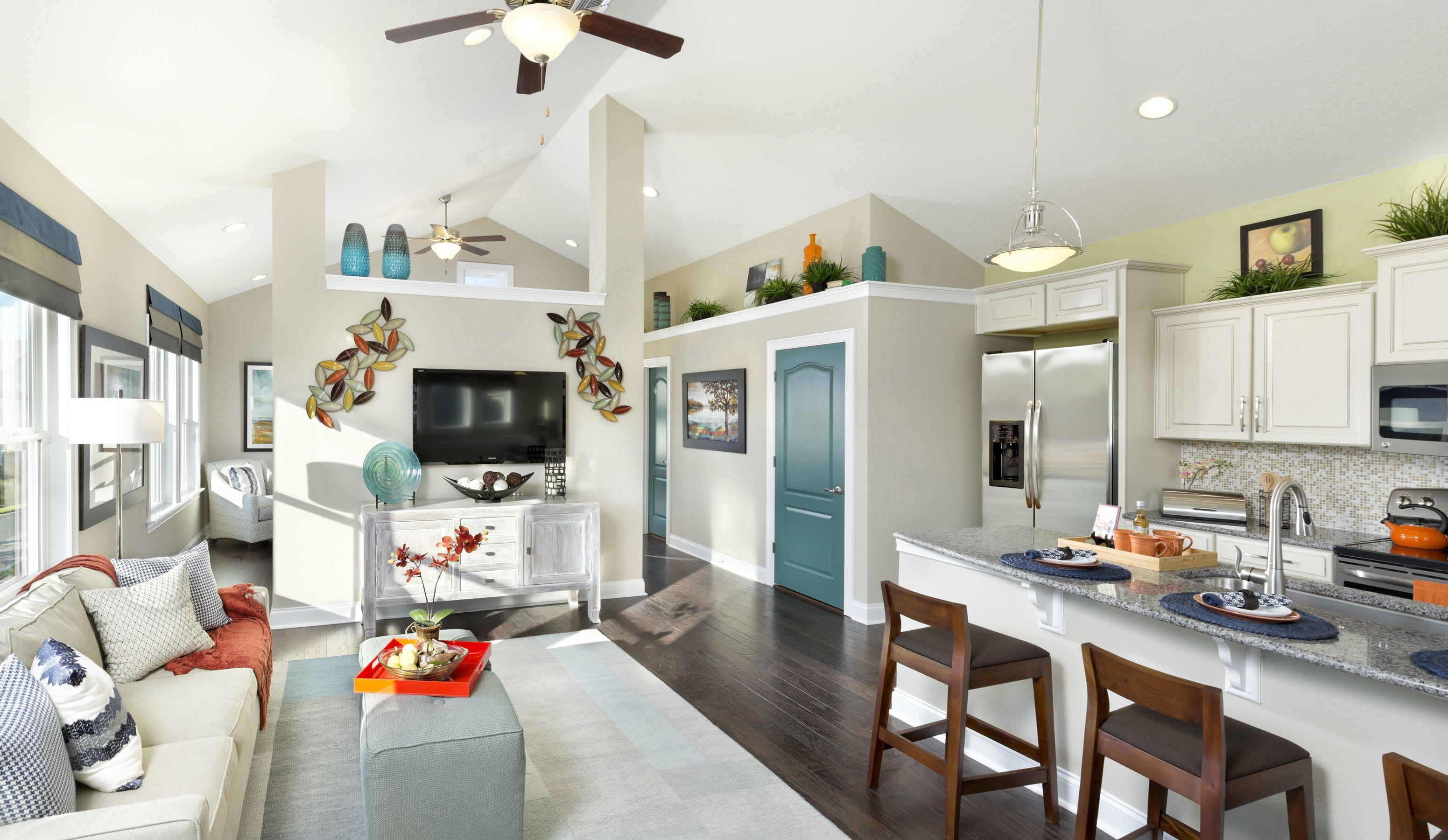 David Weekley Homes: The Reef floor plan. 4 bedrooms, 3.5 bath. This ...