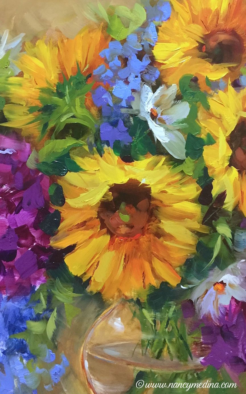 The Joyful Brush Monthly Online Painting Lessons with