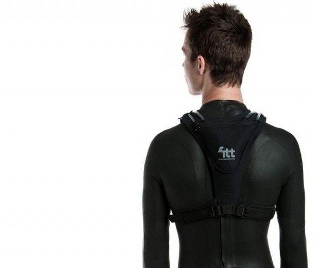 Free Divers' Revival Vest