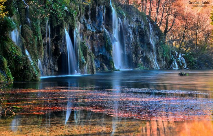 Plitvice Lakes National Park, Croatia | Pin by Clustelle Charles on Beautiful Art, People, Places And Things ...