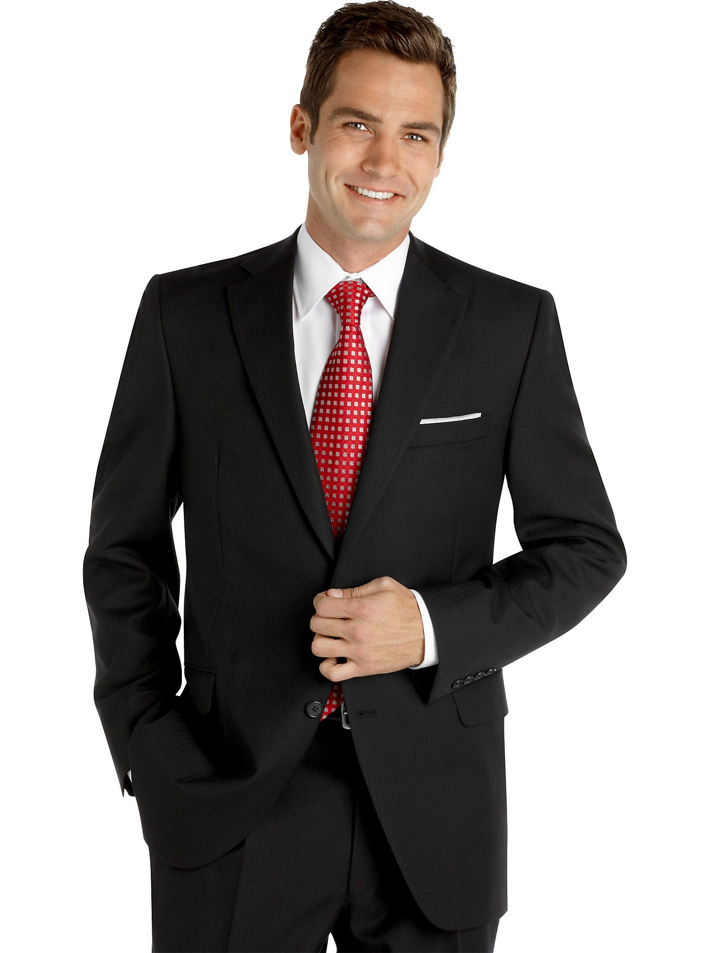 Suits & Suit Separates Jack Victor Select Label Black