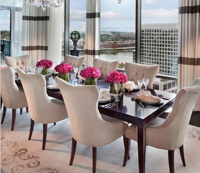 Fotos De Comedores Comedores De Lujo Dining Room Centerpiece Luxury Dining Formal Dining Room Sets
