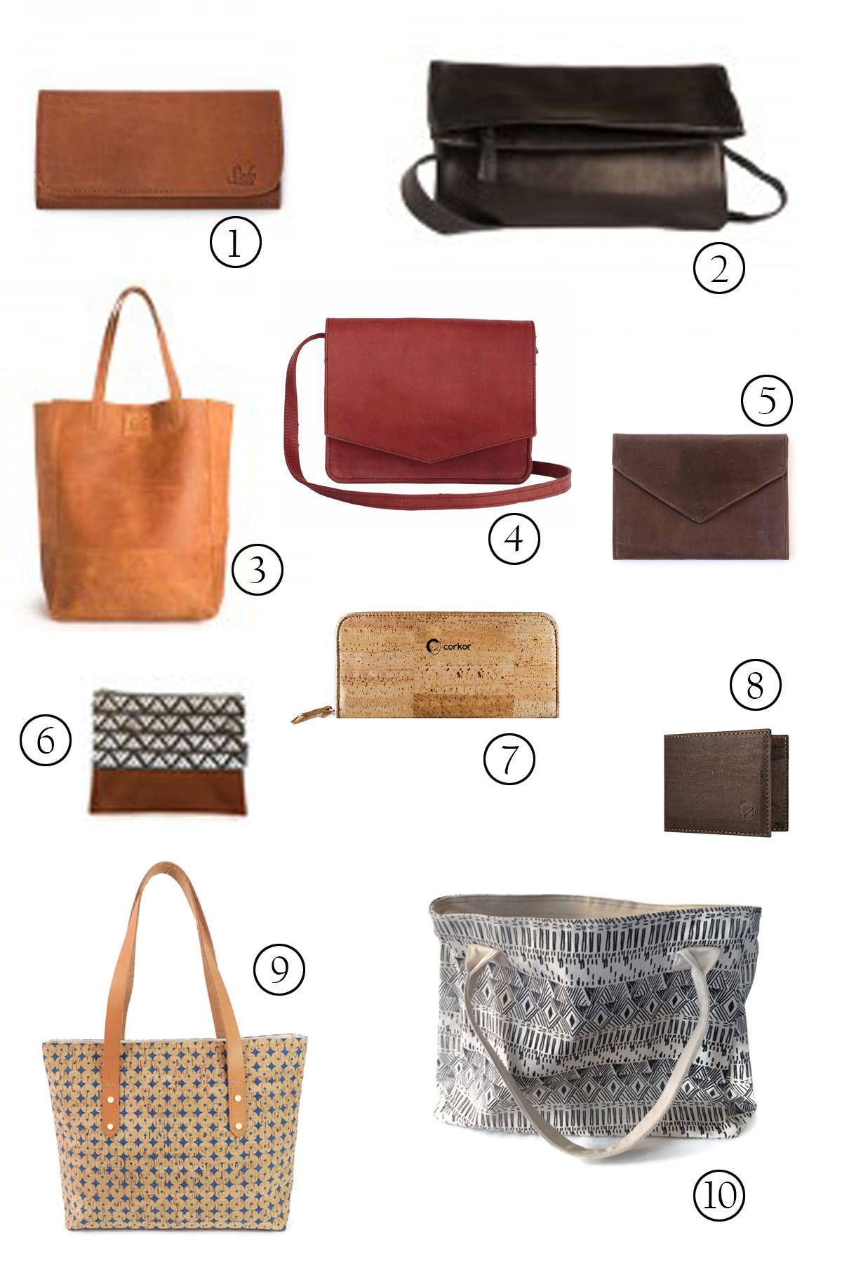 Sustainable Handbags And Purses