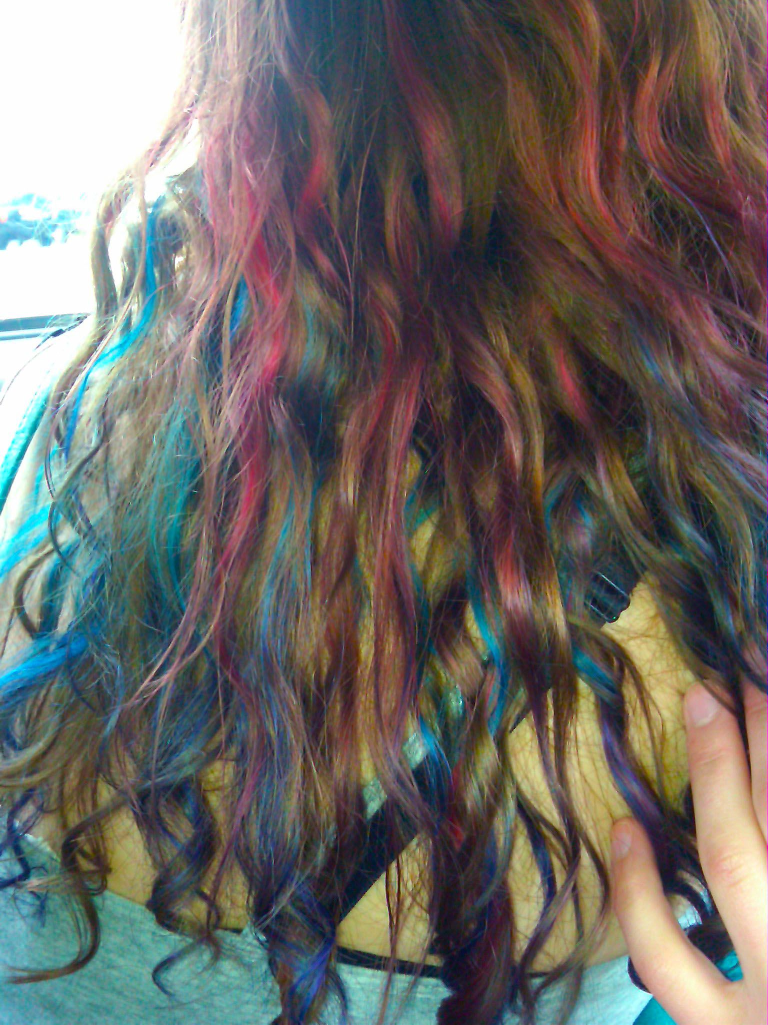 Purple pink teal ombre hair hair pinterest ombre hair ombre