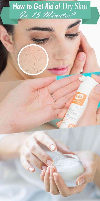 Trockene Haut auf Gesichtspatches: Wie wird man trockene Haut in 15 Minuten los? ...   - Trockene Haut -