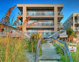 Charleston Oceanfront Hotels On Isle Of Palms Sc Seaside Inn Beach Hotel