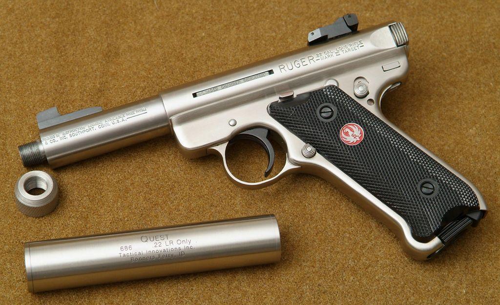 Pin on Ruger 22/45 Target 22/45 TargetRuger 22/45 Target