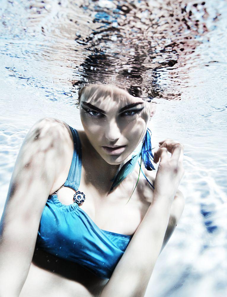 SUSANNE STEMMER REP. BY AVOCADO ARTISTS #fashion #beachwear #lingerie #photography