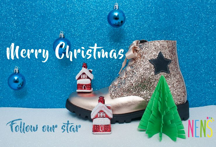 NENS CHILDRENS SHOES Wishing you a Merry Christmas and a Happy New Year