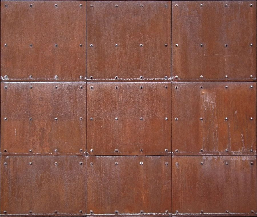 Rusty Metal Panels : Rusted metal wall panels pixshark images